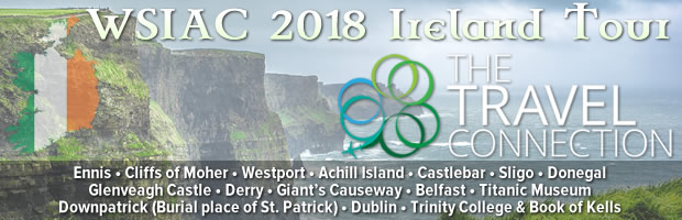 West Side Irish American Club Ireland Tour 2018